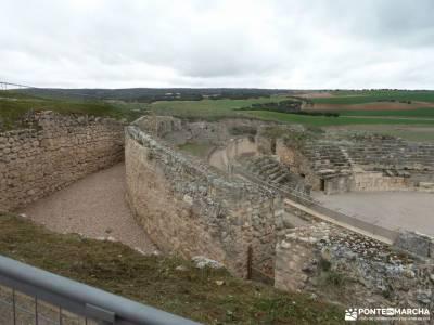 Parque Arqueológico Segóbriga-Monasterio Uclés;multiaventura en cercedilla senderismo aiguestorte
